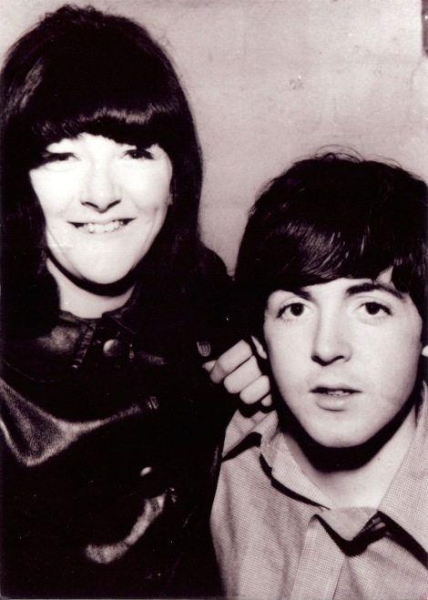Freda and Paul McCartney