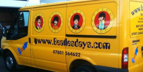 Beatlesdays Van